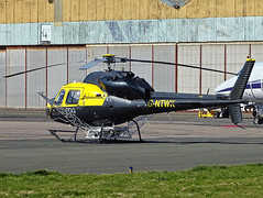 G-NTWK Aerospatiale AS.355 Ecureuil 2 (SteveDHall) Tags: aircraft airport aviation airfield aerodrome helicopter blackpool blackpoolairport 2019 egnh blk bpl networkrail survey pdg pdggroup osprey aerospatialeas355ecureuil2 aerospatiale as355 ecureuil as355ecureuil2 aerospatialeas355ecureuil gntwk