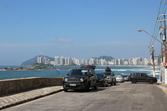 Morro do Maluf, Guaruja (sebamuzzu) Tags: beach fishing brasil guaruja seaside scenary landscape holidays vacations litoral playa pesca jeep sea summer hot