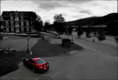 Alone. (Papa Razzi1) Tags: throwback august 2018 holiday mustang gtcs musclecar ford åre jamtlann peaceful sc alone quiet