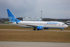 VQ-BWG Boeing B737-8LJ Pobeda Stansted 12th January 2019 (michael_hibbins) Tags: vqbwg boeing b7378lj pobeda stansted 12th january 2019 aircraft airliner airline passanger passenger commercial civil aeroplane aerospace aviation aero airfields airport airplane airports plane planes jet jets