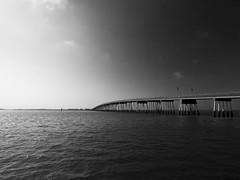 Span (Nick Condon) Tags: assateague atlantic bridge maryland olympus918 olympusepm1 republish sky sunlight water