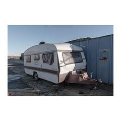 Caravan of Love (John Pettigrew) Tags: urban lines tamron d750 imanoot banal documentary caravan spaces nikon decay johnpettigrew broken angles documenting mundane