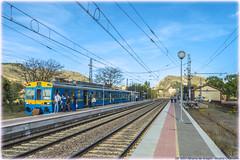 UT-440 en Alhama de Aragón (440_502) Tags: 440 096 aafm asociación de amigos del ferrocarril madrid ffcc chamartín alhama aragón