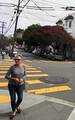 (elena_photos) Tags: street view women castro sanfrancisco