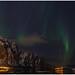 Aurora borealis - het Noorderlicht in Kuba - Svolvær op de Lofoten in Noorwegen ...