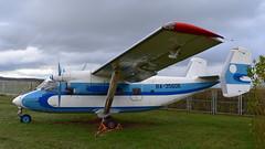 Antonov An.28 c/n 1AJ005-14 registration RA-3560K (Erwin's photo's) Tags: aircraft magdeburg germany stored preserved antonov an28 cn 1aj00514 registration ra3560k