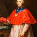 Portrait of Cardinal Jean-Francois Joseph de Rochechouart
