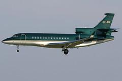 OH-WIX 10042019 (Tristar1011) Tags: ebbr bru brusselsairport jetflite dassault falcon7x fa7x ohwix