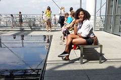 Centre Pompidou (theo_vermeulen) Tags: girl paris people candid museum street
