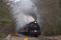 CNJ 113 @ Westwood Junction (Dan A. Davis) Tags: cnj113 project113 centralrailroadofnewjersey cnj steamengine steamlocomotive 060 railroad locomotive train rbmn readingandnorthern cressona westcressona pottsville pa pennsylvania