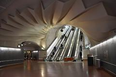 < stockholm city > (Mister.Marken) Tags: stockholmcity metro subway escalator underground