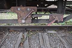 Treno e Ossido (manuelfanciullacci) Tags: duisburg deutschland germania germany ruggine ossido treno postindustriale europa europe ruhrgebiet ruhr nikond5100 manuelfanciullacci turismo