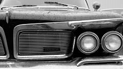 1962 Chrysler Imperial Lebaron (jtr27) Tags: dscf3004xl jtr27 fuji fujifilm fujinon xe2s 35mm f2 f20 rwr 1962 chrysler imperial lebaron antique vintage classic automobile auto car chrome