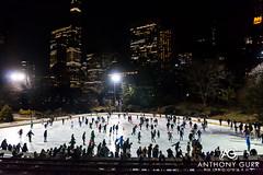 Ice Rink in Central Park, New York City, USA (AnthonyGurr) Tags: newyork newyorkcity nyc thebigapple america usa unitedstates icerink centralpark anthonygurr manhattan city