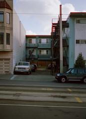 Sunset District // San Francisco (bior) Tags: pentax645nii pentax645 pentax 645 mediumformat 120 cinestill50d cinestill sanfrancisco sunsetdistrict