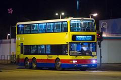 CTB DENNIS Trident 10.3m-KR7057 (nood;e) Tags: ctb dennis trident lowheight exnwfb duplemetsec dm5000 bus hk hongkong kr7057
