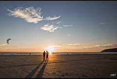 sunset DxOFP LM+21 1006594 (mich53 - thank you for your comments and 6M view) Tags: sunset coucherdesoleil contrejour plage beach télémètre 2017 vacances normandy cotentin normandie leicamtype240 superelmarm21mmf34asph rangefinder france lespieux manche