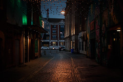 Belfast_GordonStreet_Jan2019 (ryan.c.dallas) Tags: belfast street night canon eos 70d architecture ireland lights streetlife twilight outdoor building dusk nightphotography streetphotography ni northernireland