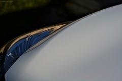 Car Detail Abstract #3 (nagyistvan8) Tags: nagyistván túrkeve magyarország magyar hungary nagyistvan8 tárgy object ngc színek colors kék blue barna fekete fehér szürke brown black white grey absztrakt abstract pattern háttérkép background extreme ötlet idea special alak alakzat formation minimal minta sample model részlet detail vonalak form forma lámpa lamp headlight kaszni autó auto car fény light fém steel műanyag plastic renaultcliograndtour orr nose 2019 nikon