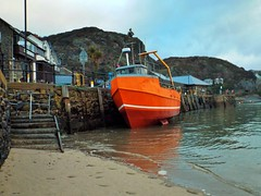 Seascapes and Shorelines. (Defabled) Tags: seascape shorelines barmouth gwynedd