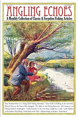 Angling Echoes January 2019 (Antique Lures) Tags: anglingechoes finandflame fish fishing flyfishing history