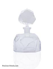 PRECIOSA_14061_scent bottle Cliff (PRECIOSA ORNELA) Tags: preciosaornela desna since 1847 decorative traditionalczechglass glass figurine statuette hand made ashtray devotional