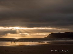 Sunset over Caswell Bay 2019 01 25 #14 (Gareth Lovering Photography 5,000,061) Tags: sunset sun sunny sunshine caswell gowercoast gower swansea wales seaside landscape beach walescostalpath olympus penf garethloveringphotography