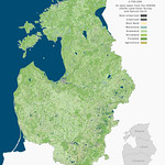 Land Cover of the Baltic States