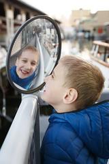 37/365 boy in the mirror