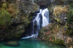 Triglav National Park (Iñaki MT) Tags: soca gorge triglav park valley national water river slovenia great flowing green emerald background beautiful landscape outdoor stone rock scenic mountain turquoise canyon bovec nature waterfall natural travel forest scene wild stream outdoors beauty