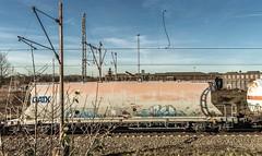19_2019_02_14_Gelsenkirchen_Bismarck_6145_039_DB_mit_gem_Güterzug ➡️ Bottrop_Süd (ruhrpott.sprinter) Tags: ruhrpott sprinter deutschland germany allmangne nrw ruhrgebiet gelsenkirchen lokomotive locomotives eisenbahn railroad rail zug train reisezug passenger güter cargo freight fret bismarck db ccw de efm eh eloc hctor rpool pkpc spag 323 0077 0275 0632 1225 1265 1266 1275 3294 6145 6156 6185 6186 6189 6241 9123 9124 captrain ecr ell hectorrail lotos setg spitzke museumszug schrottzug logo natur outdoor graffiti wildgänse flugzeug sonnenuntergang airbus 380