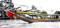 Hot, sweaty, colors (Janne Räkköläinen) Tags: boat river bangkok vessel thailand thai tourist people colours colorful art artistic layer runningintheriver hot city cityview cityviews cityriver amateur amateurphotography amateurphotographing fuji fujifilm fujifilmx70 x70 october 2018 sweaty water blackwhite bnw bw mustavalkoinen travel travelling