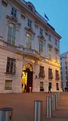 Vienna - Austria (Been Around) Tags: wien vienna austria österreich ballhausplatz nacht autriche wieninnerestadt bundeskanzleramt eu europe europa beenaround