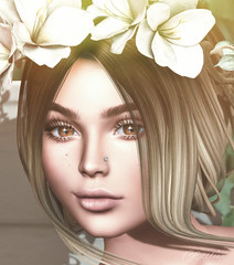 Te vi (babibellic) Tags: secondlife sl fashion glamaffair avatar aviglam blogger beauty babigiobellic bento babibellic face portrait virtual tableauvivant