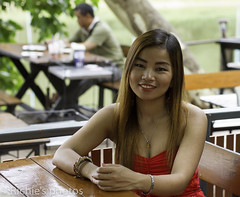 Portrait (Richie photos) Tags: portrait chiangmai thailand canon
