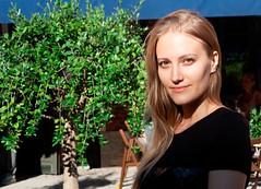 Irina (okhariva) Tags: girl blonde portrait beautiful closeup