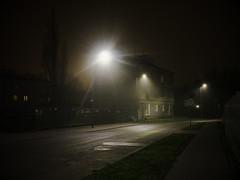 nigth street (Darek Drapala) Tags: street night lumix light city lamp warsaw warszawa panasonic poland polska panasonicg5 urban europe