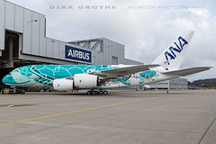 ANA_A380_JA382A_20190326_XFW-07 (Dirk Grothe | Aviation Photography) Tags: ana all nippon airways a380 ja382a flying honu rollout paintshop xfw