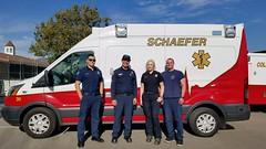 California ambulance (CasketCoach) Tags: ambulance ambulancia ambulanz ambulans rettungswagen krankenwagen paramedic ems emt emergencymedicalservice firefighter fordtransit