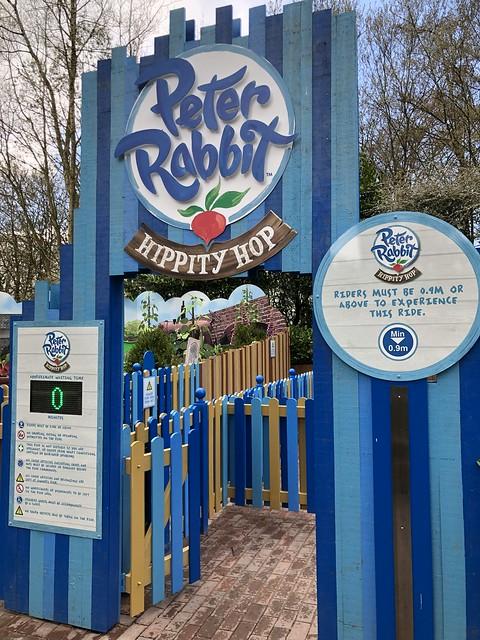 Peter Rabbit Hippity Hop