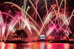 Epcot - Fireworks (myfrozenlife) Tags: unitedstates worldshowcase orlando usa disneyworld waltdisneyworld travel america vacation firewoks epoct trip canon canon5d holiday florida us
