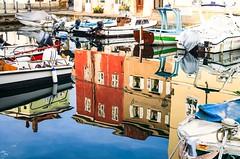 Passeggiando per il porticciolo di Muggia (Trieste-Italy) (giannizigante) Tags: barche mare muggia pescatori porticciolo streetphotography