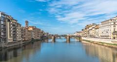 Firenze (Marcelo Lanteri) Tags: florencia florence italy italia marcelolanteri nikon lanteri d750 bridge puente ponte firenze