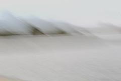 ICM 2019 1 #18 (haywoodtaylor) Tags: beach minimalist icm blur sea coast intentionalcameramovement sky mist water ocean lakeside grass tree