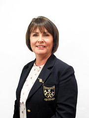 Lady Captain Therese Cunningham