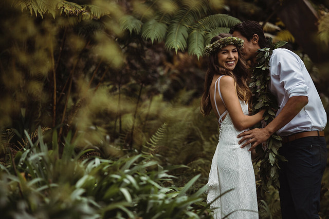Chandra & Jensen | Maui Wedding