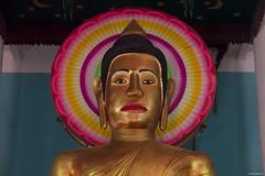 IMGP2093 Golden Buddha (Claudio e Lucia Images around the world) Tags: watpreahpromrath siemreap cambodia cambogia monk monks buddha buddhist monastery pagoda pentax pentaxkp pentax18135 pentaxlens pentaxart pentaxcamera persone happyplanet asiafavorites