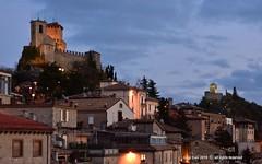 San Marino-03 (Luigi Sani) Tags: sanmarino italia emiliaromagna romagna landscape panorama nuvole clouds