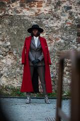 Fierce in Red (Boy From Dagbon) Tags: ifttt 500px africa rising fashion london pitti uomo streetphotography streetstyle style urban womensstyle womenswear africarising pittiuomo
