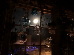 And The Moon 2 0f 2 (Cabinet of Old Secret Loves) Tags: moon cat mooncat annabelanger ghostales1957 story storyteller poem poetry williambutleryeats 1917 englich uk british england literature night goals book maggie rescue magic spooky strange photo photography art winter snow cold